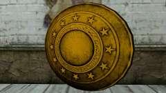 Old Gold Shield para GTA San Andreas