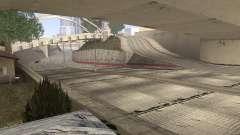 La textura de Los Santos de GTA 5