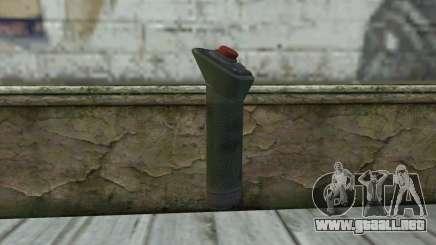 Nuevo Detonador (Francotirador Guerrero Fantasma) para GTA San Andreas