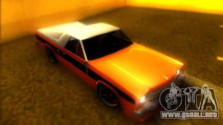 Nuevo Picador para GTA San Andreas