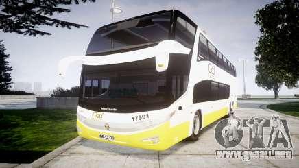 Marcopolo G7 OAD Reizen para GTA 4