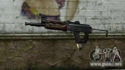 Pistola De Guepardo para GTA San Andreas