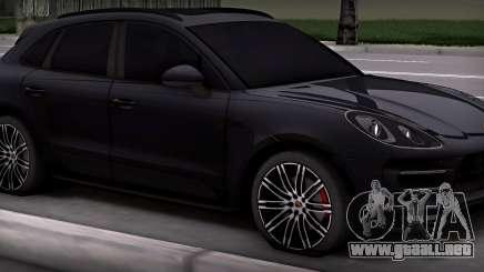 Porsche Macan Turbo para GTA San Andreas