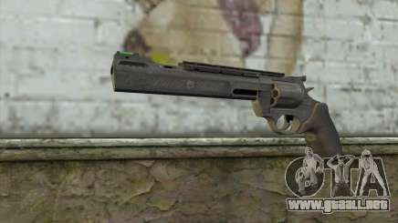 Magnum from COD: Ghosts para GTA San Andreas