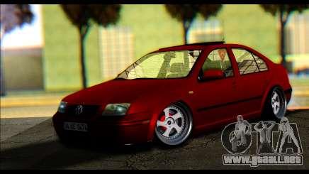 Volkswagen BorAir para GTA San Andreas