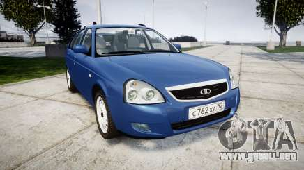 ВАЗ-2171 INSTALADO Antes de rims2 para GTA 4