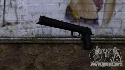 Grammaton Cleric Beretta v1 para GTA San Andreas