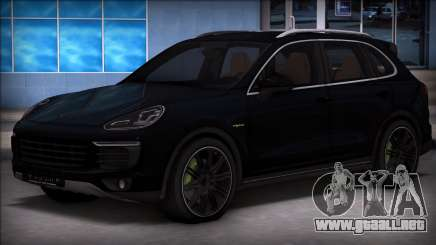 Porsche Cayenne Hybrid 2015 para GTA San Andreas