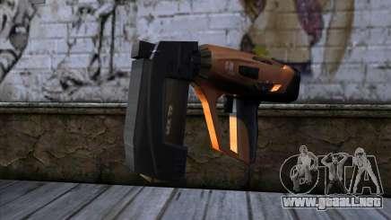 Nailgun from Manhunt para GTA San Andreas