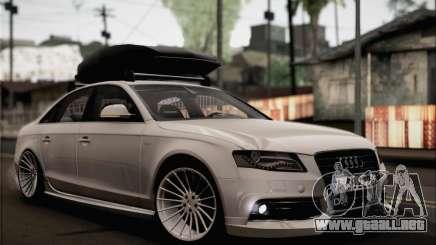 Audi S4 sedán para GTA San Andreas