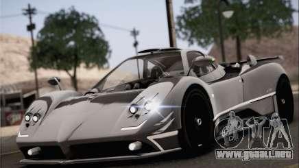 Pagani Zonda 760RS para GTA San Andreas