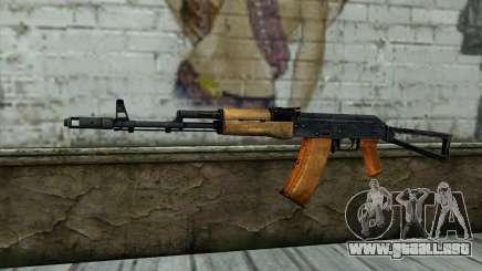 AKC74 con la Culata para GTA San Andreas