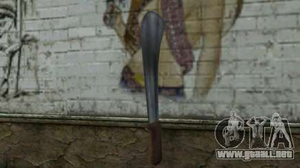 Machete (GTA Vice City) para GTA San Andreas