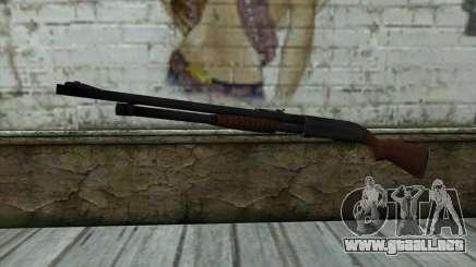 Shotgun from State of Decay para GTA San Andreas