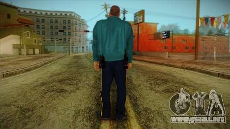 GTA 4 Emergency Ped 3 para GTA San Andreas segunda pantalla