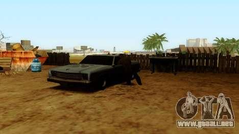 La recuperación de las estaciones de Los Santos para GTA San Andreas sexta pantalla