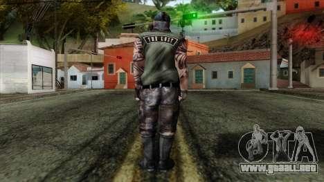 GTA 4 Skin 11 para GTA San Andreas segunda pantalla