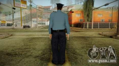 GTA 4 Emergency Ped 11 para GTA San Andreas segunda pantalla