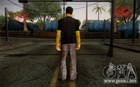 Ginos Ped 12 para GTA San Andreas segunda pantalla