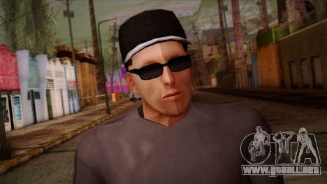 Gedimas Wmybar Skin HD para GTA San Andreas tercera pantalla