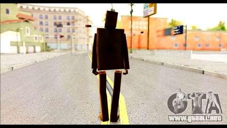 Ginos Ped 42 para GTA San Andreas segunda pantalla