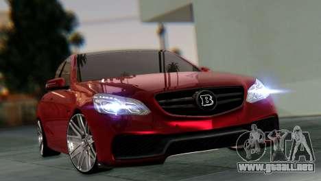 Brabus 850 para GTA San Andreas