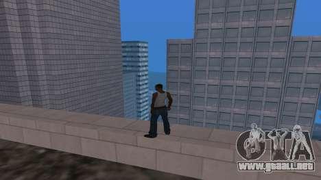 ColorMod v1.1 para GTA San Andreas sucesivamente de pantalla