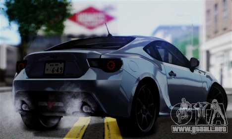 Scion FR-S (IVF) para GTA San Andreas left