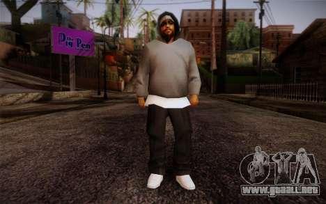 New Fam Skin 3 para GTA San Andreas