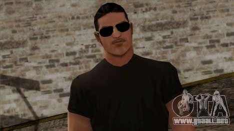 LCN Skin 2 para GTA San Andreas tercera pantalla
