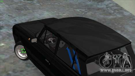 IZH 412 korchevoi para GTA San Andreas left