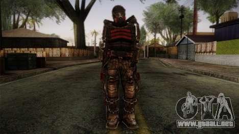 Duty Exoskeleton para GTA San Andreas