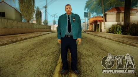 GTA 4 Emergency Ped 3 para GTA San Andreas