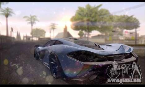 Corsar PayDay 2 ENB para GTA San Andreas tercera pantalla
