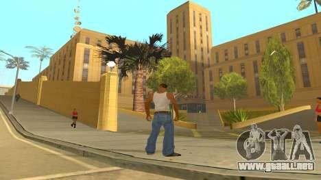 ColorMod v1.1 para GTA San Andreas tercera pantalla