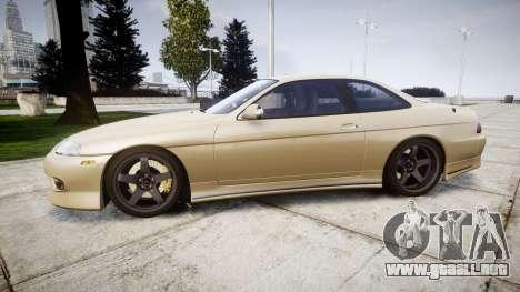 Lexus SC300 1997 para GTA 4 left