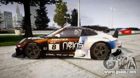 RUF RGT-8 GT3 [RIV] Nelris para GTA 4 left