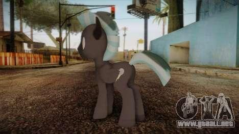 Thunderlane from My Little Pony para GTA San Andreas segunda pantalla