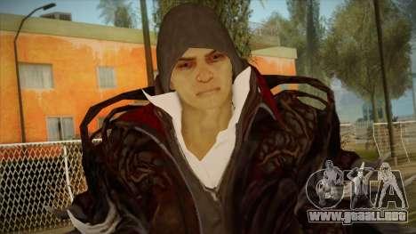 Alex Boss Hammerfist from Prototype 2 para GTA San Andreas tercera pantalla