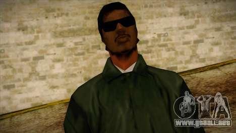 New Ryder Skin para GTA San Andreas tercera pantalla
