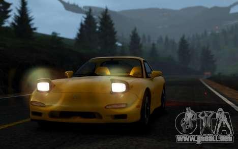 Mazda RX-7 1997 FD3s [EPM] para GTA 4 visión correcta