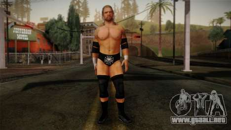 Triple H from Smackdown Vs Raw para GTA San Andreas