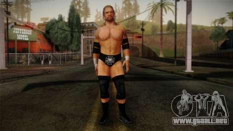 Triple H from Smackdown Vs Raw para GTA San Andreas
