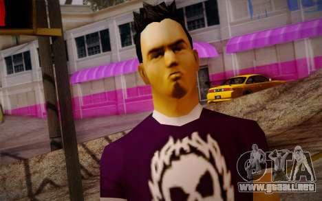 Ginos Ped 28 para GTA San Andreas tercera pantalla
