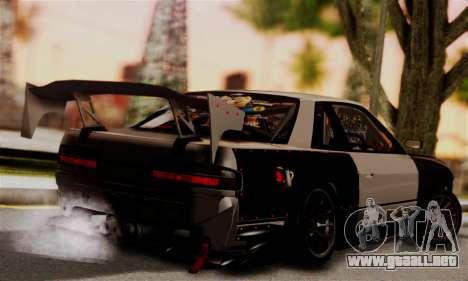 Nissan Silvia S13 Eastern Tuners para GTA San Andreas left