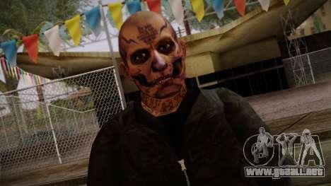 Gedimas Bjorn Skin HD para GTA San Andreas tercera pantalla