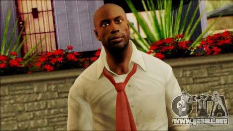 Left 4 Dead Survivor 2 para GTA San Andreas tercera pantalla