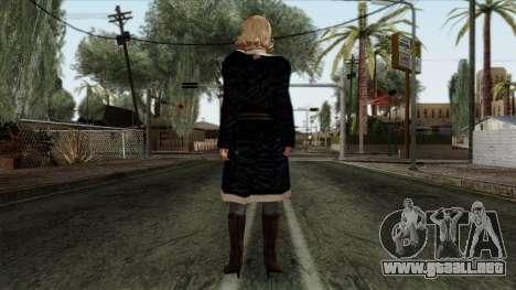 GTA 4 Skin 5 para GTA San Andreas segunda pantalla