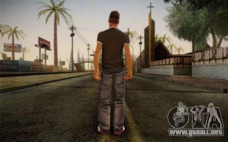 Ginos Ped 21 para GTA San Andreas segunda pantalla
