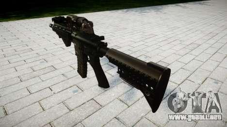 Rifle de HK416 CQB destino para GTA 4 segundos de pantalla